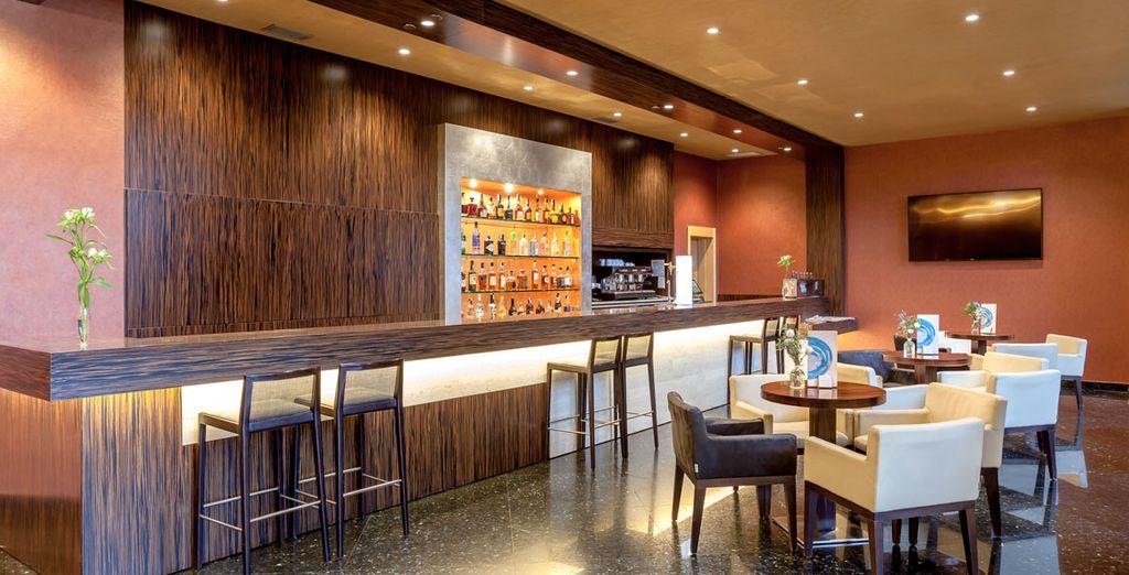 Il bar è a vostra disposizione per una pausa