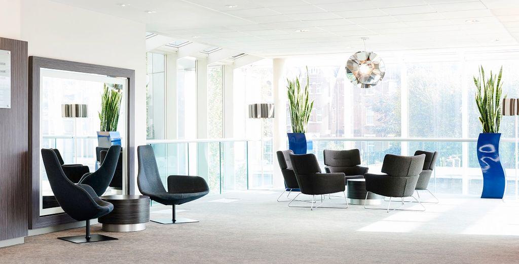 Benvenuti all'Hotel Novotel London West 4*