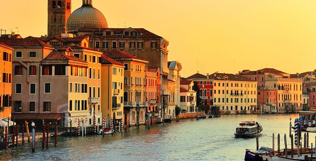 una delle città più romantiche al mondo