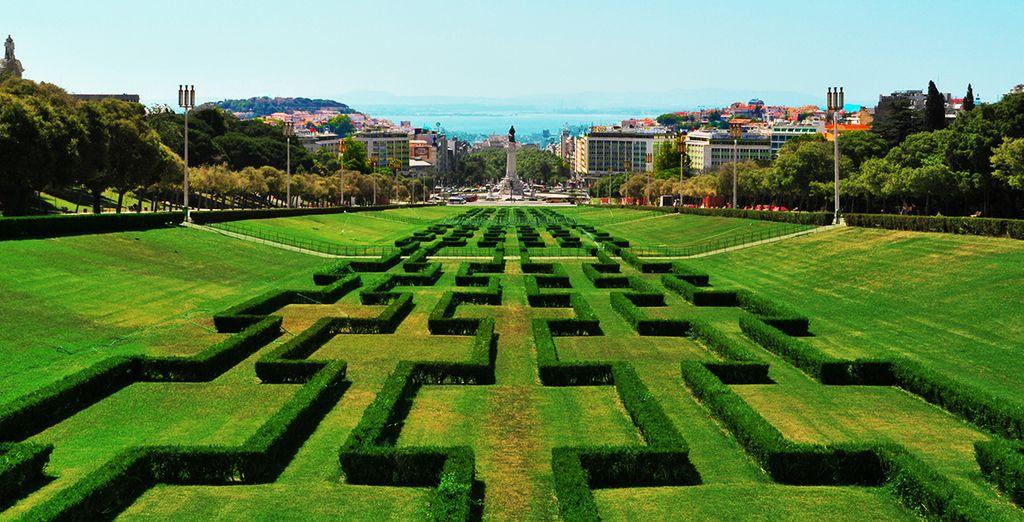 Iniziando il vostro tour a Lisbona