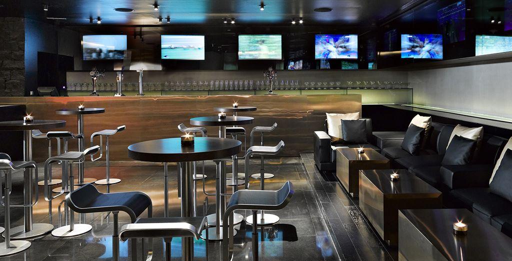 Il Quantum Sports Bar sarà la meta preferita per gli amanti dello sport