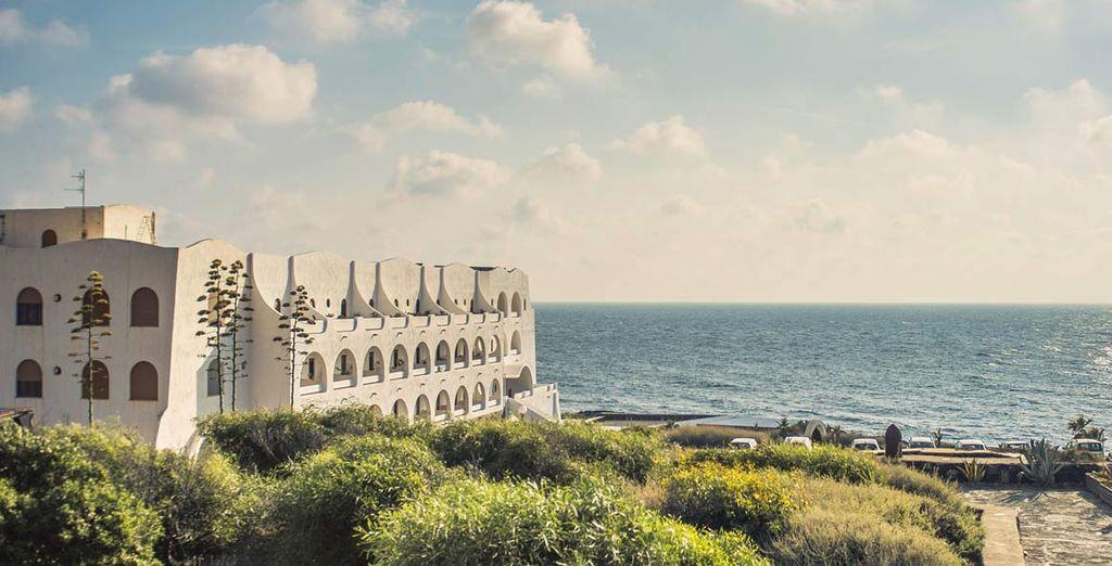 Direttamente sul mare di Pantelleria