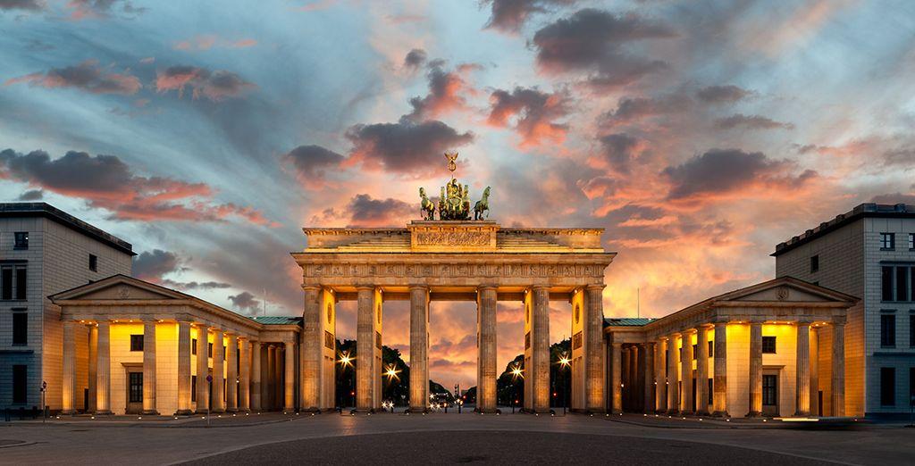 Provate lo stile di vita di Berlino ...