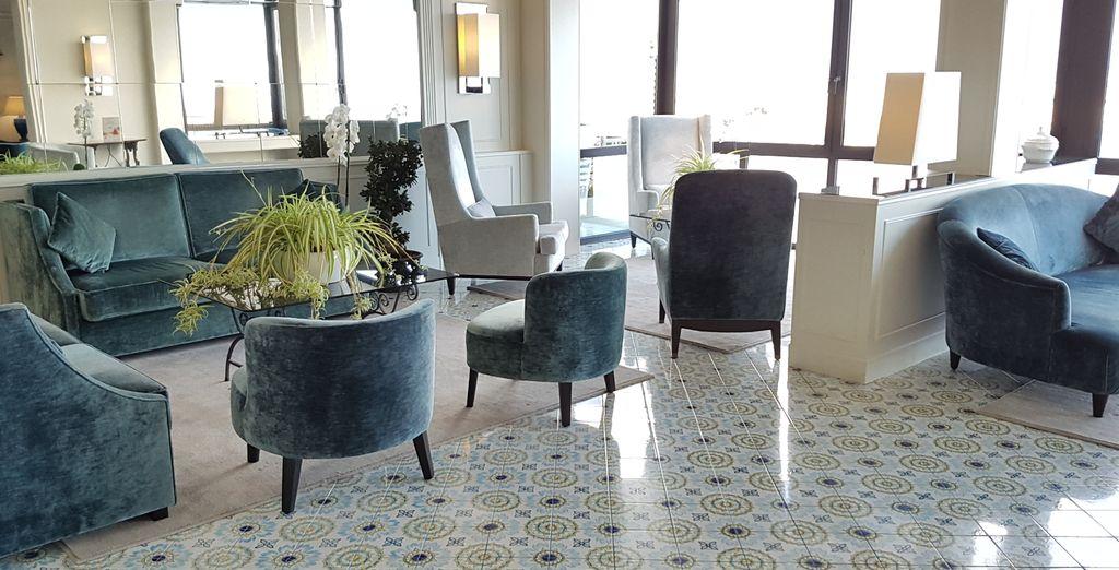 Un hotel elegante e raffinato