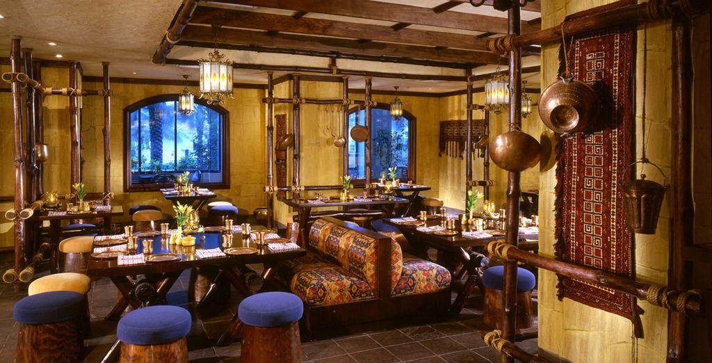 Maestosi lounge