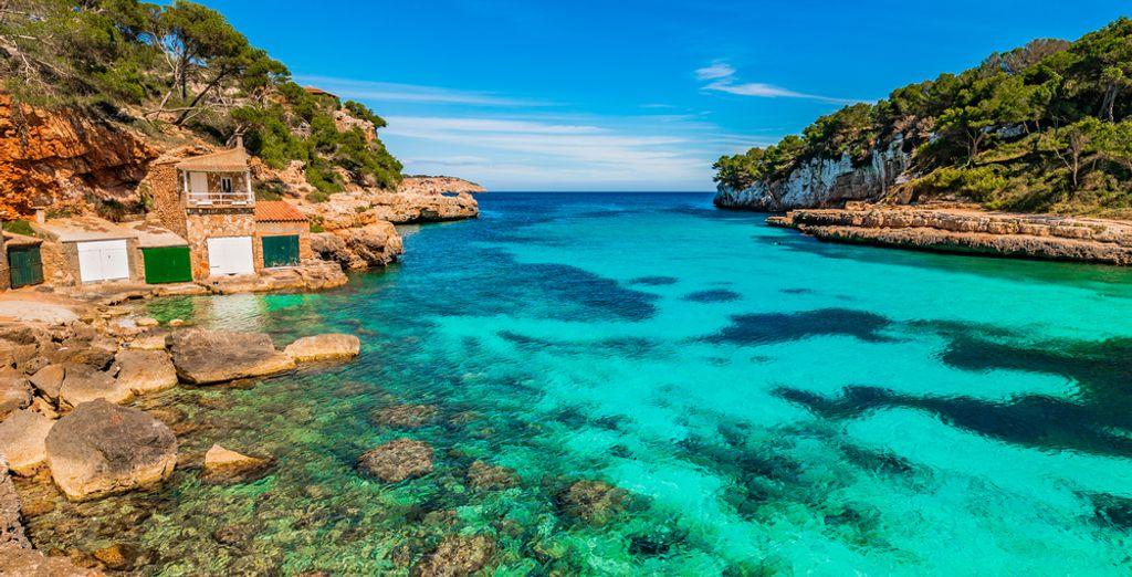 Scegli un'incantevole vacanza