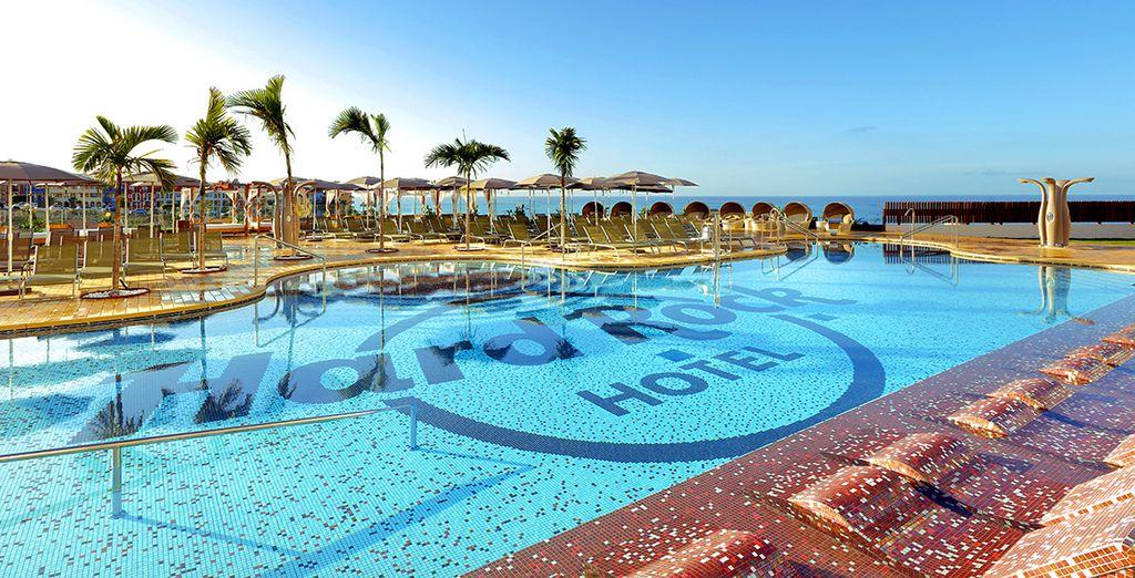Benvenuti a Tenerife per vivere un soggiorno di lusso a 5*