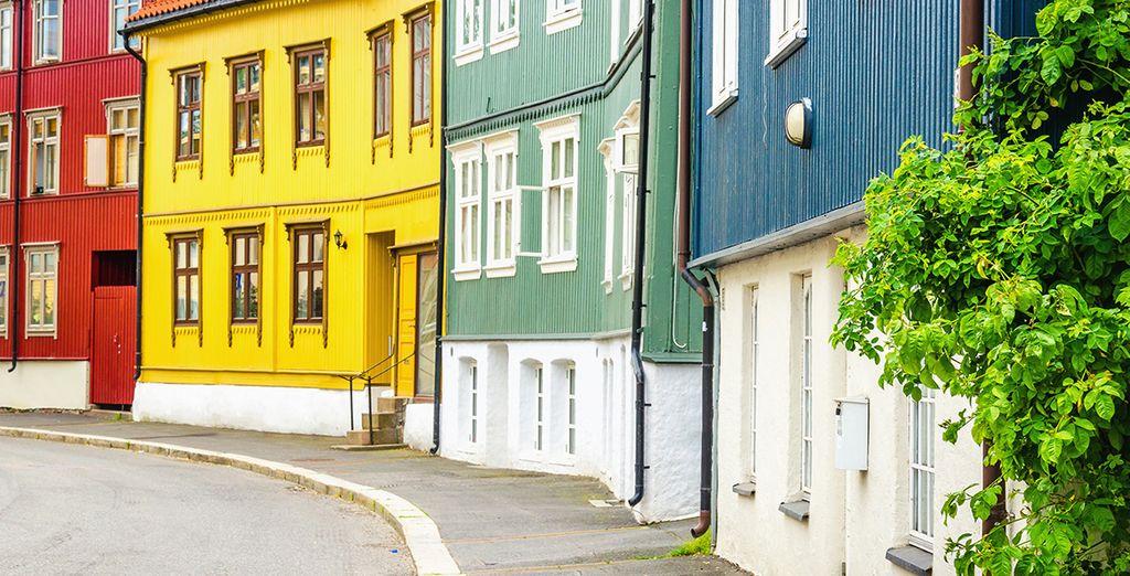 Scoprite tutto il fascino delle abitazioni tipiche norvegesi