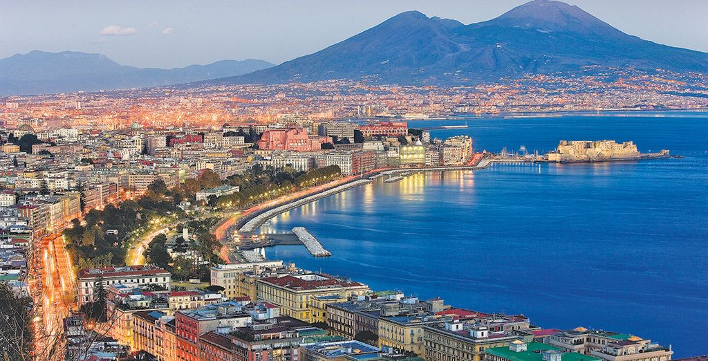 Scopri Caserta e la sua regione Campania con Voyage Privè