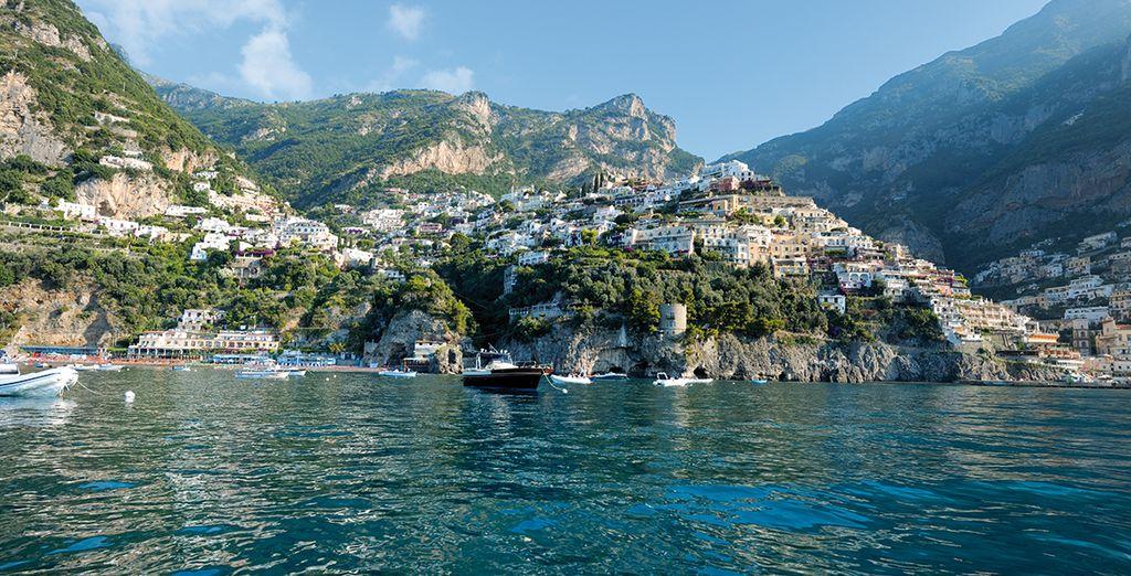 Scopri la regione Campania in Italia a partire da Caserta
