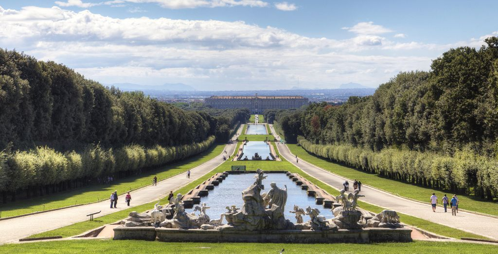 Scopri Caserta e il suo magnifico palazzo