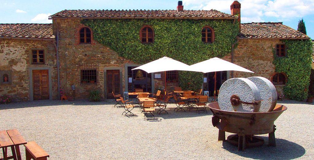 Partite per un soggiorno indimenticabile nella regione del Chianti