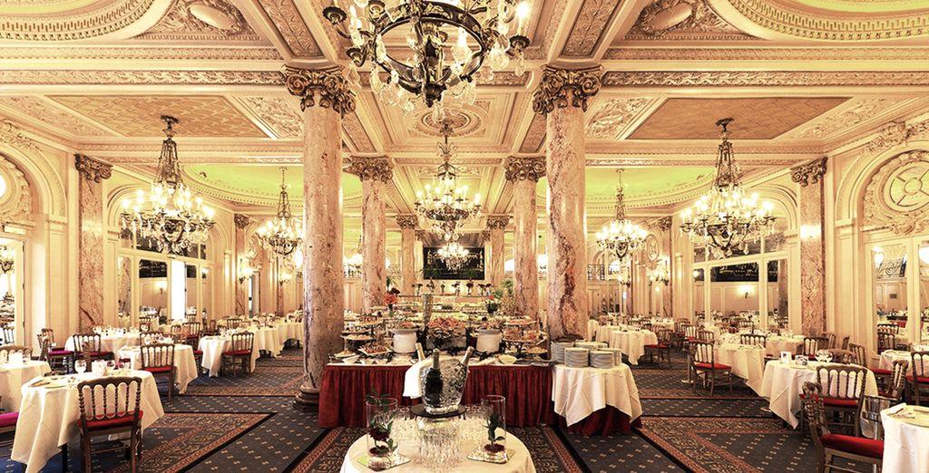 Benvenuti in un lussuoso hotel in Costa Azzurra