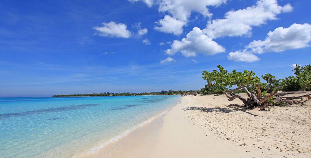 Spiagge paradisiache a Cuba