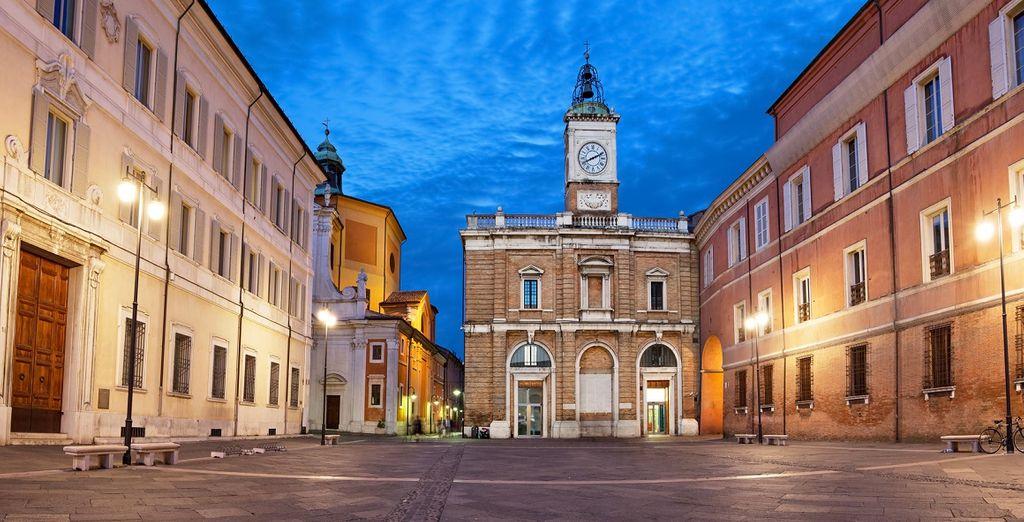 Offerte di hotel a Ravenna