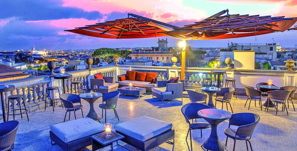 Hotel Savoy Roma 4*