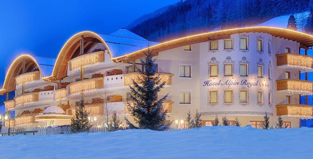 Recensioni alpin royal wellness refugium resort s voyage privé
