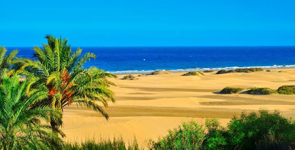 Gran Canaria e le sue spiagge di sabbia fine