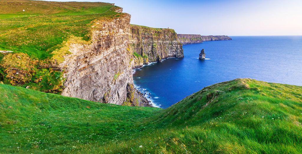 Fly & Drive alla scoperta dell'Irlanda