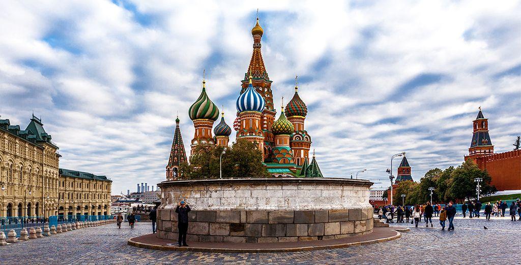 Crociera Fluviale da Mosca a San Pietroburgo