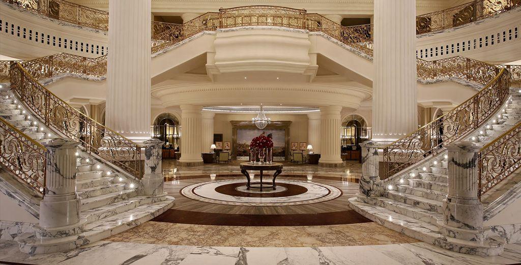 Habtoor Palace 5*
