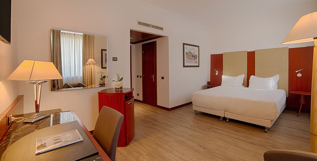 NH Hotel Palermo 4*