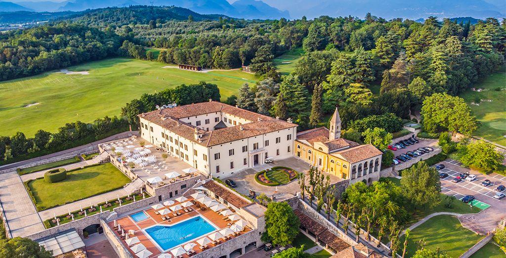 Palazzo Arzaga Hotel Spa & Golf Resort 5* - hotel a sirmione