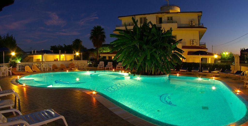 Hotel Eolo Capo Vaticano
