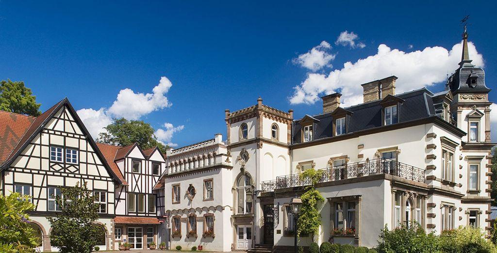 Château de l'Île 5*