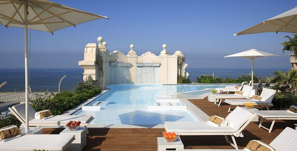 Grand Hotel Principe di Piemonte 4* a Viareggio