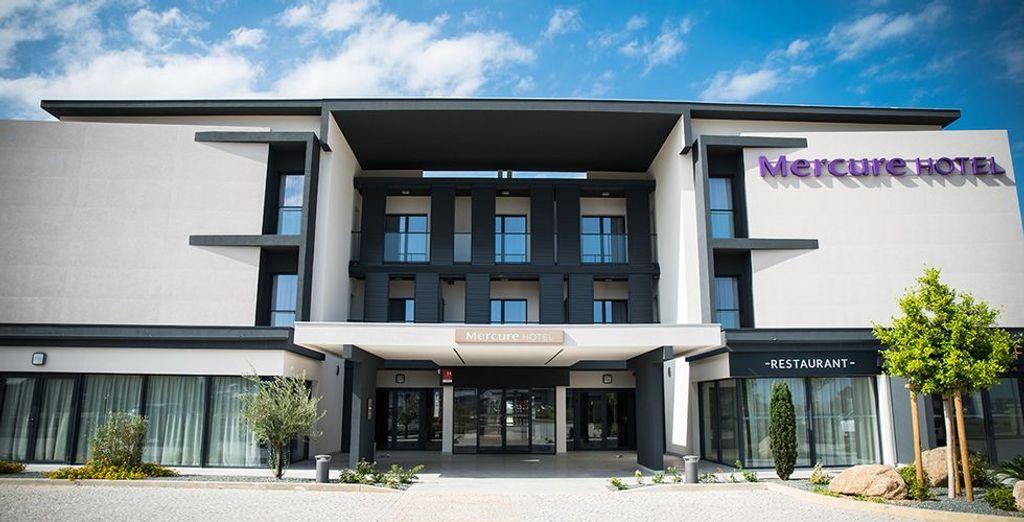 Hotel Mercure Bastia Biguglia 4*