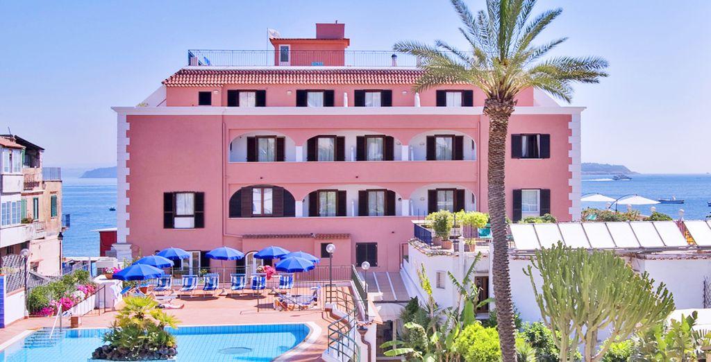 Hotel Terme Mare Blu 5* in Ischia