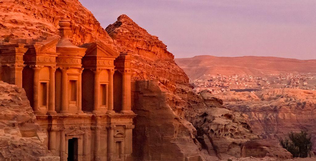 Le meraviglie di Petra e Wadi Rum