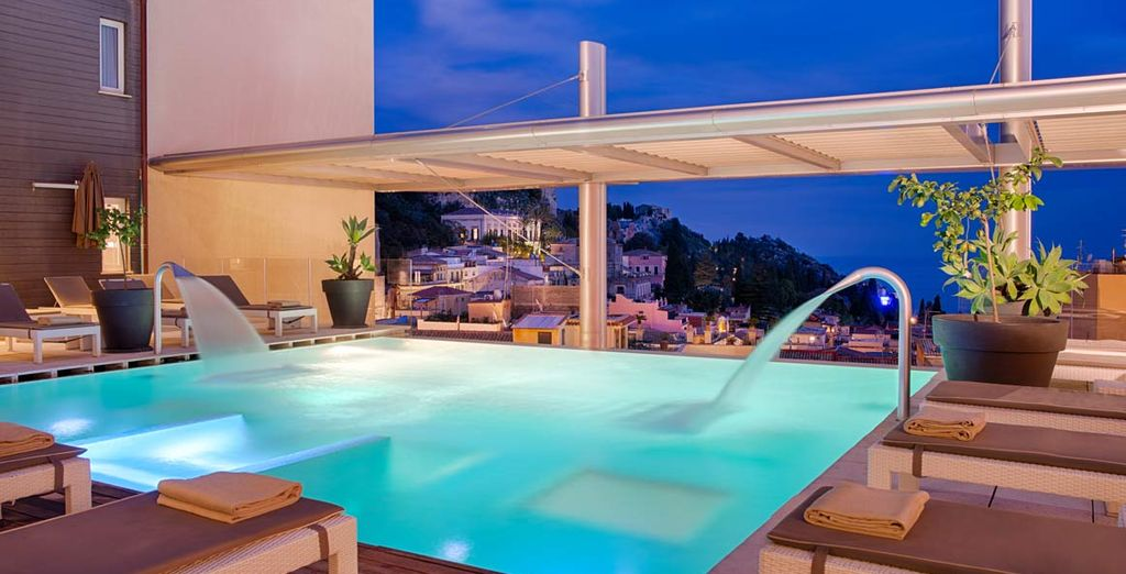 NH Collection Taormina 5* - hotel a taormina