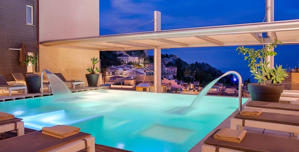 NH Collection Taormina 5* - hotel a taormina