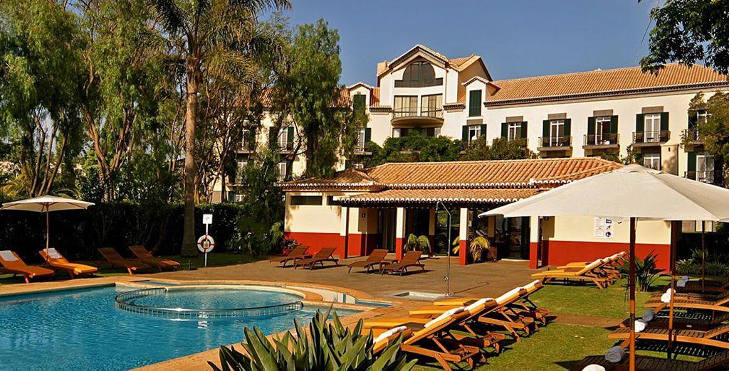 Quinta da Bela Vista Madeira 5* - pacchetti vacanze portogallo