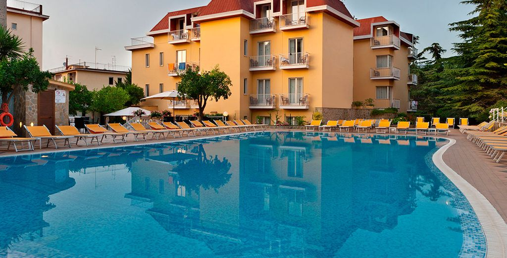 Grand Hotel Parco del Sole 4* - hotel a sorrento