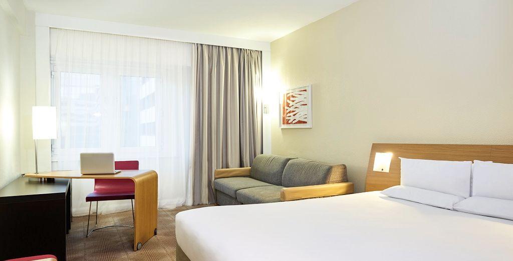 Hotel Novotel London West 4*