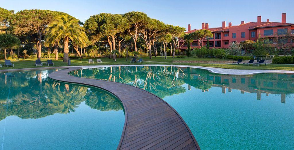 Hotel Sheraton Cascais Resort 5* - pacchetti vacanze Portogallo