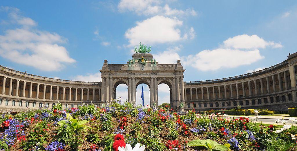 Bruxelles, splendida città ricca di storia e di cultura, vi lascerà senza fiato.
