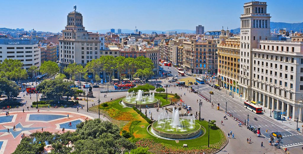 Tryp Barcelona Apolo Hotel 4* Voyage Privé : fino a -70%