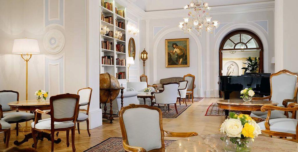 Mystery Hotel Roma 5* - Capodanno Offerte