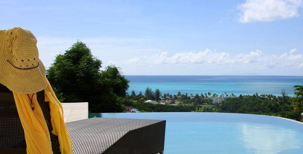 Partirete poi per un soggiorno mare di tutto relax ad Antigua