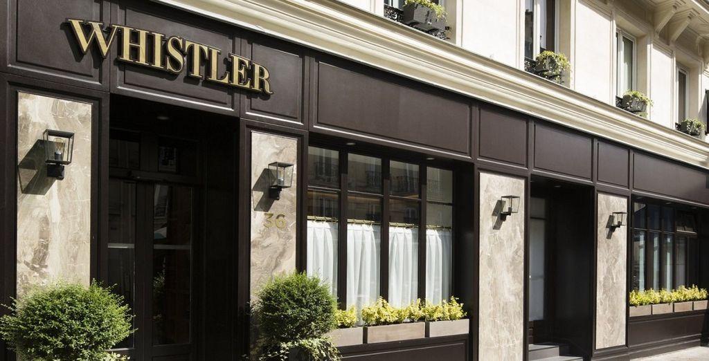 L'Hotel Whistler