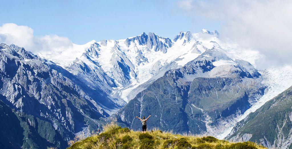 Autotour di 19 notti della Nuova Zelanda