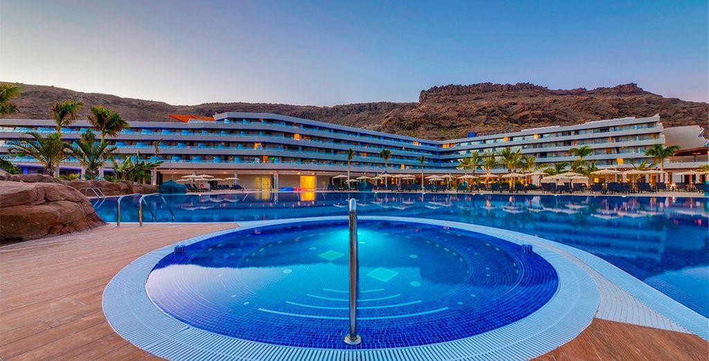 Benvenuti al Radisson Blu Resort & Spa Gran Canaria Mogan 5*
