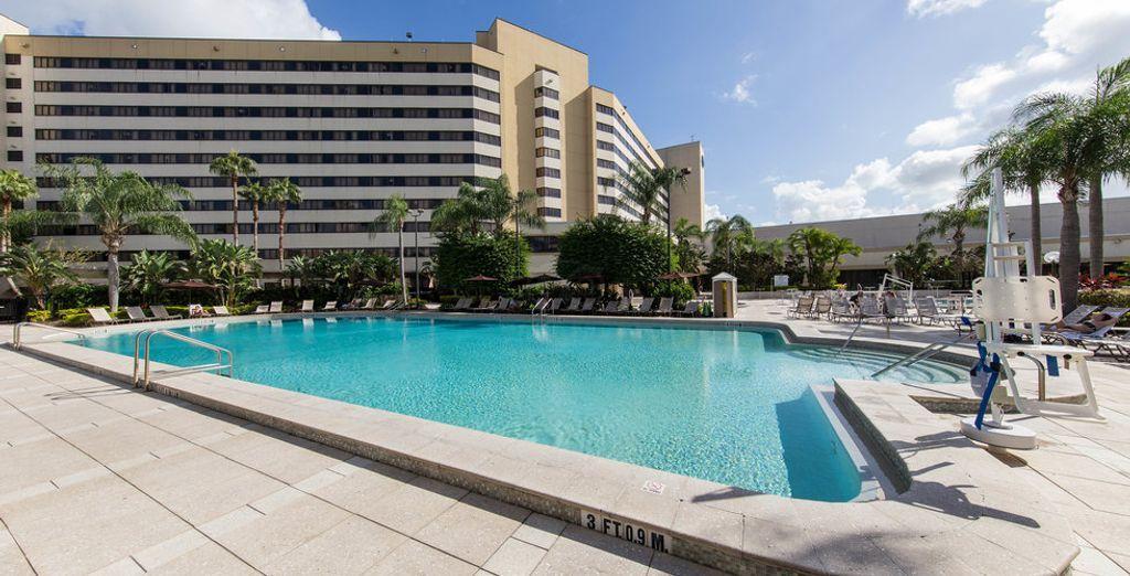 Hilton Orlando Lake Buena Vista 4* - pacchetti vacanze stati uniti