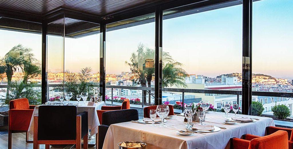 Partite per un soggiorno piacevole e rilassante a Lisbona