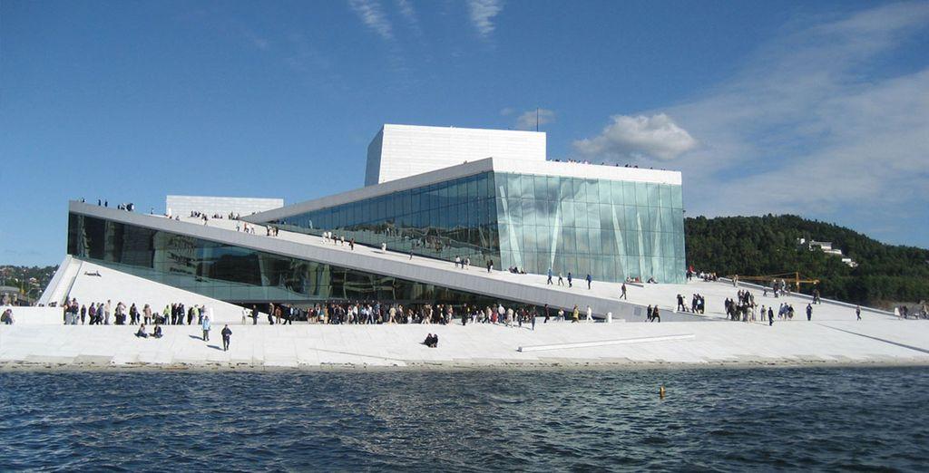 Visiterete Oslo
