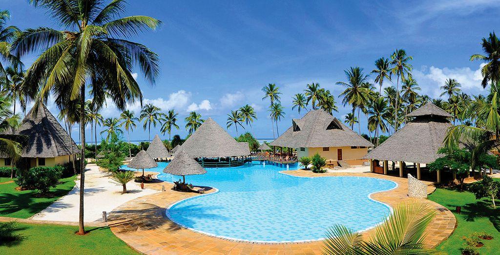 Recensioni - Neptune Pwani Beach Resort & Spa 5* - Voyage Privé